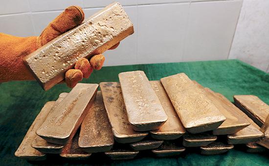 Золото назаводе, входящем вPolyus Gold