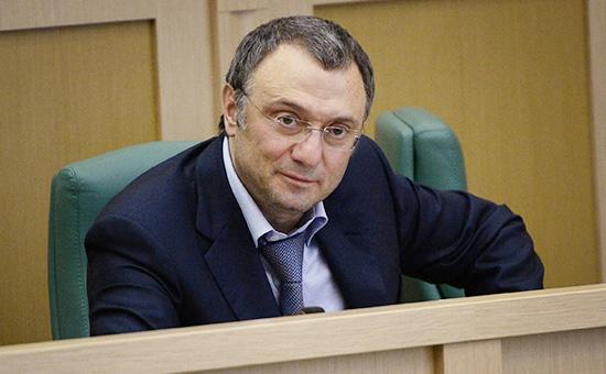 Бизнесмен Сулейман Керимов