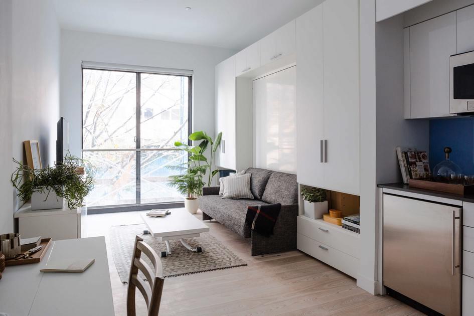 Квартиры, предназначенные для сдачи в аренду, обставлены всей необходимой мебелью и оборудованытехникой