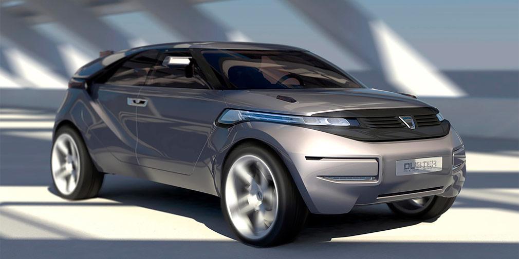Dacia/Renault Duster Concept (2009 год)  Арсений Костромин  Молодой студент МАМИ Арсений Костромин попал в Renault после того, как разместил свои работы на сайте, посвященном автомобильному дизайну. В 2008 г. он попал в европейский дизайн-центр Renault в Бухаресте, где успел поработать над концептом Dacia Duster. Футуристический кроссовер был показан в 2009 г. на Женевском автосалоне и выглядел намного ярче серийного автомобиля. Кроме того, французы заинтересовались дипломным проектом Костромина (среднемоторным спорткаром Alpine) и в итоге пришли к идее возродить марку.