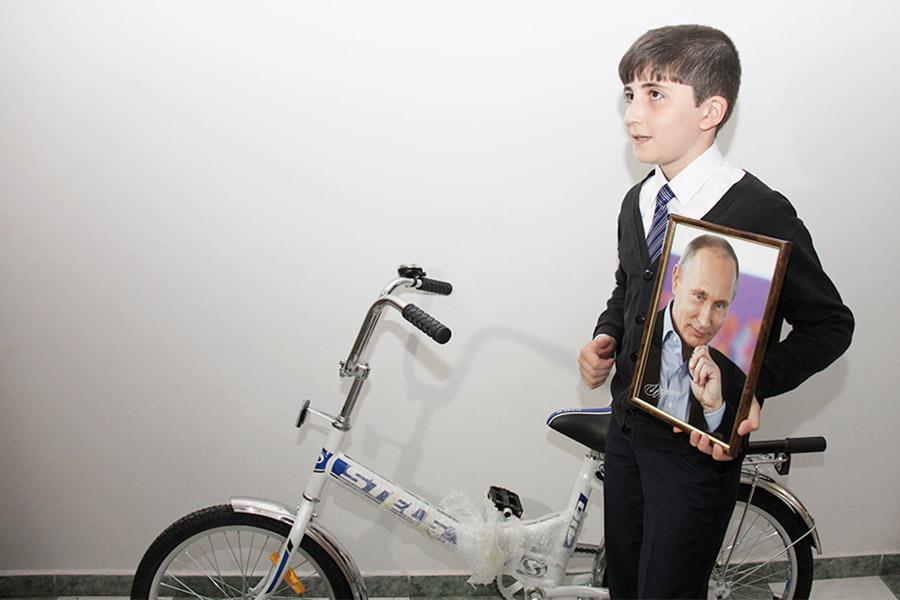 Фото:пресс-служба Правительства Республики Ингушетия