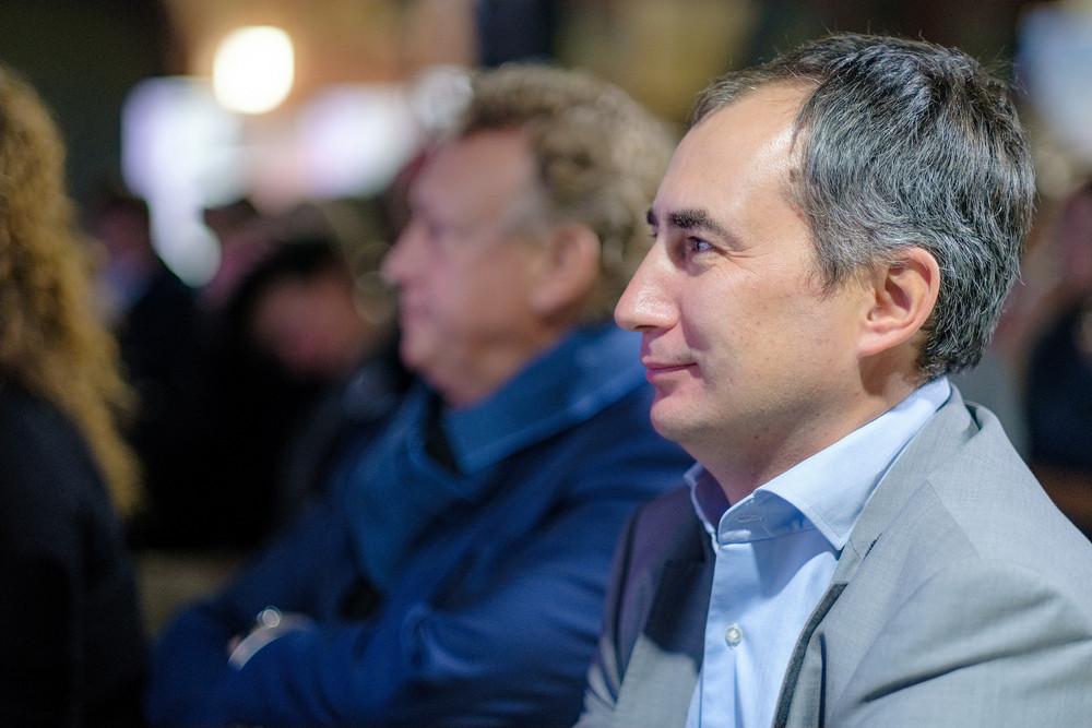 Шариф Галеев, управляющий партнер Санкт-Петербургского офиса компании «Делойт»