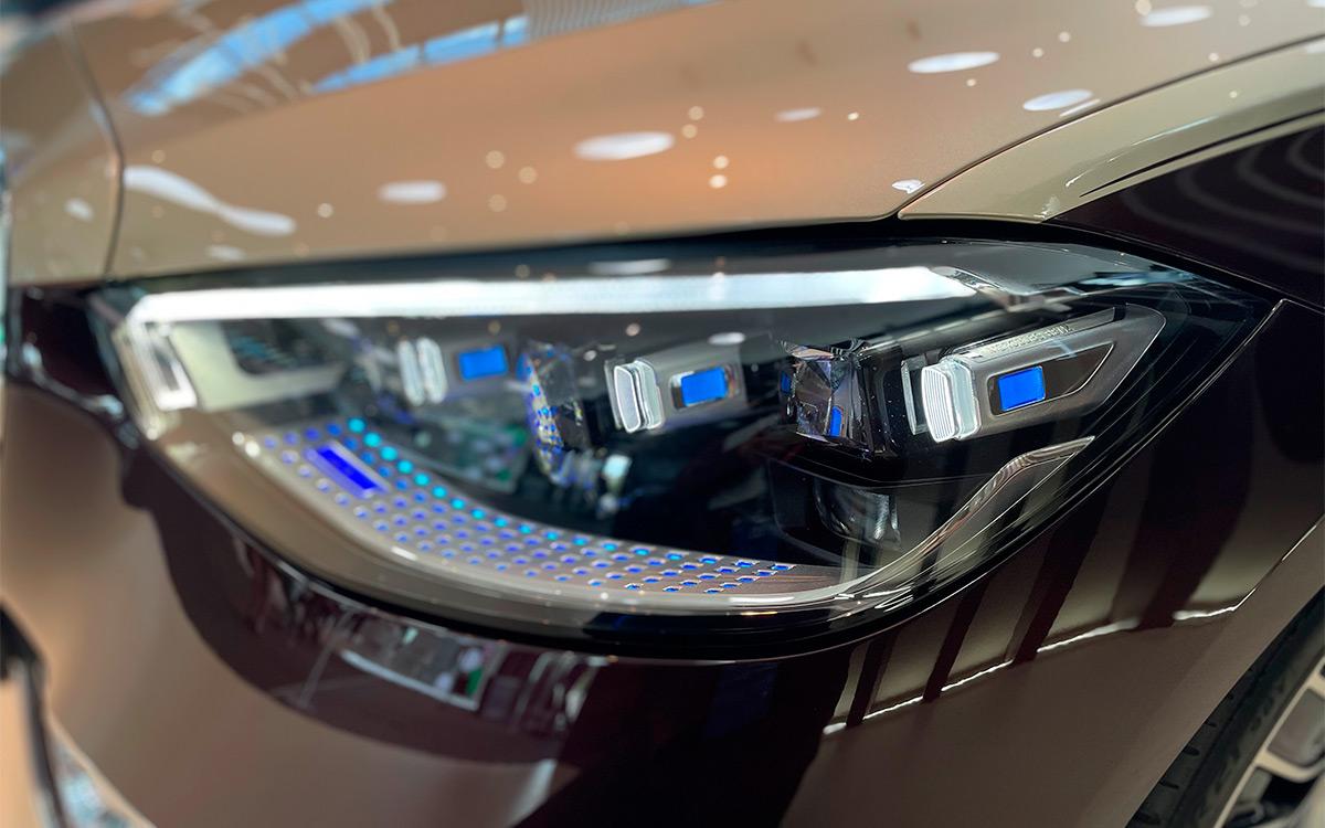 <p>Mercedes-Benz S-Class Maybach</p>