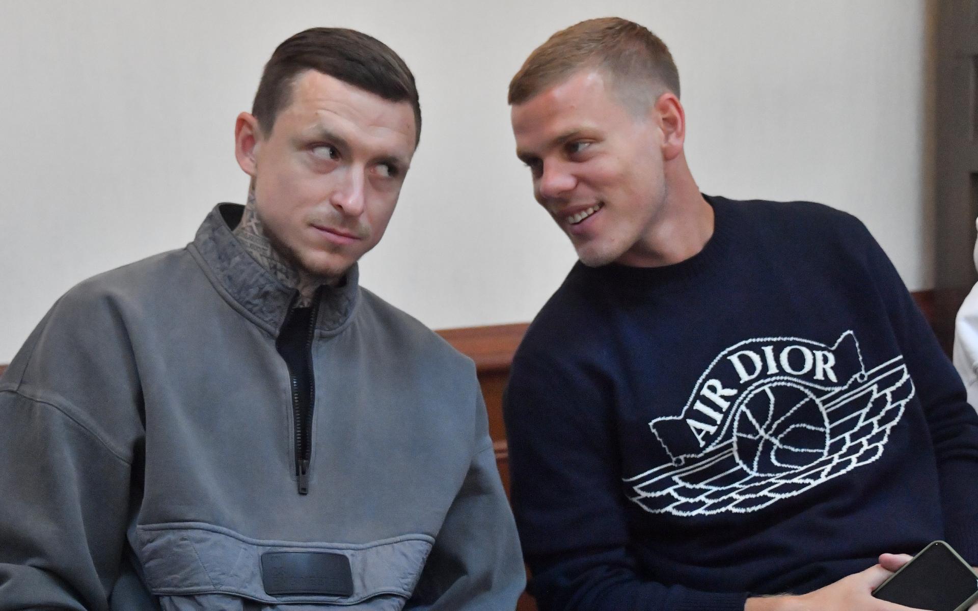Фото:Павел Мамаев и Александр Кокорин (Global Look Press)