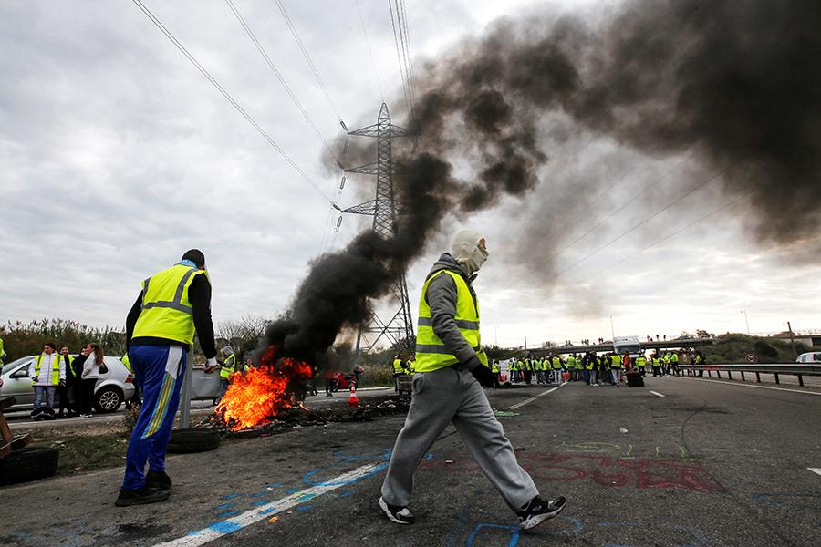 Фото:Jean-Paul Pelissier / Reuters