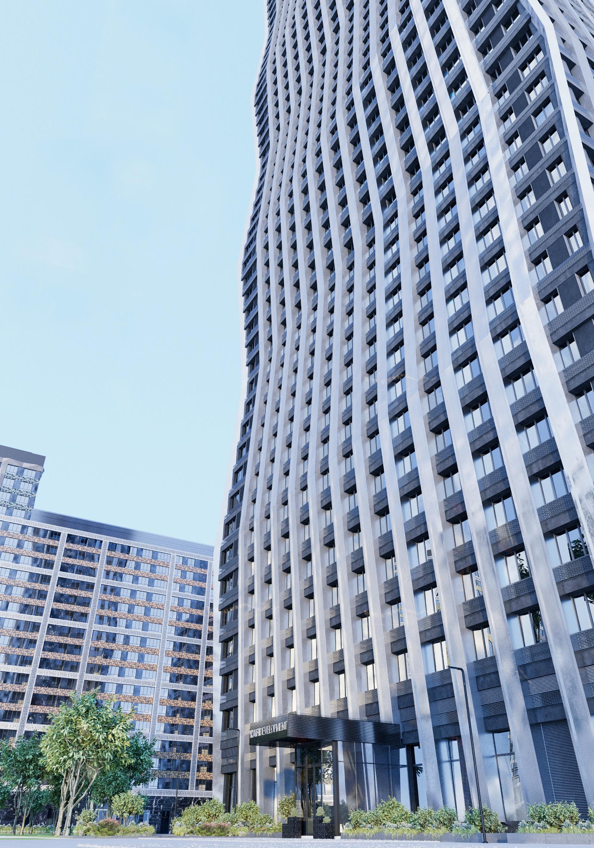 Архитектура AFI Tower