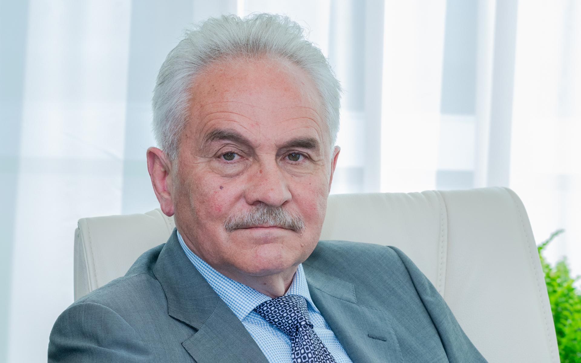 Юрий Кравцов, генеральный директор АО «Мосинжпроект»
