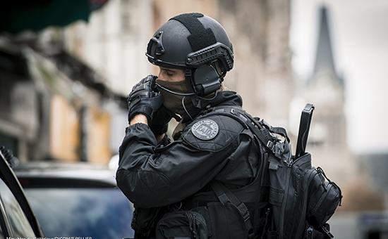 Полицейский вПариже