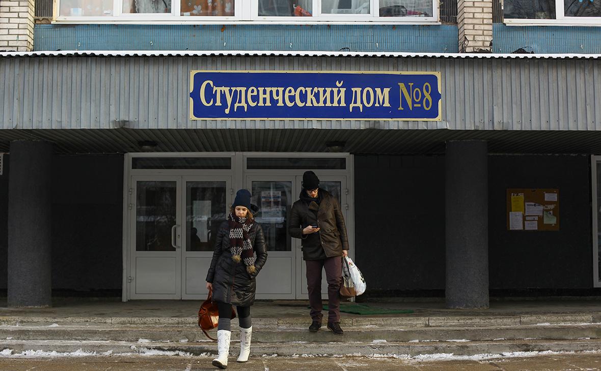 СМИ узнали о планах выселить студентов из общежитий перед ЧМ-18