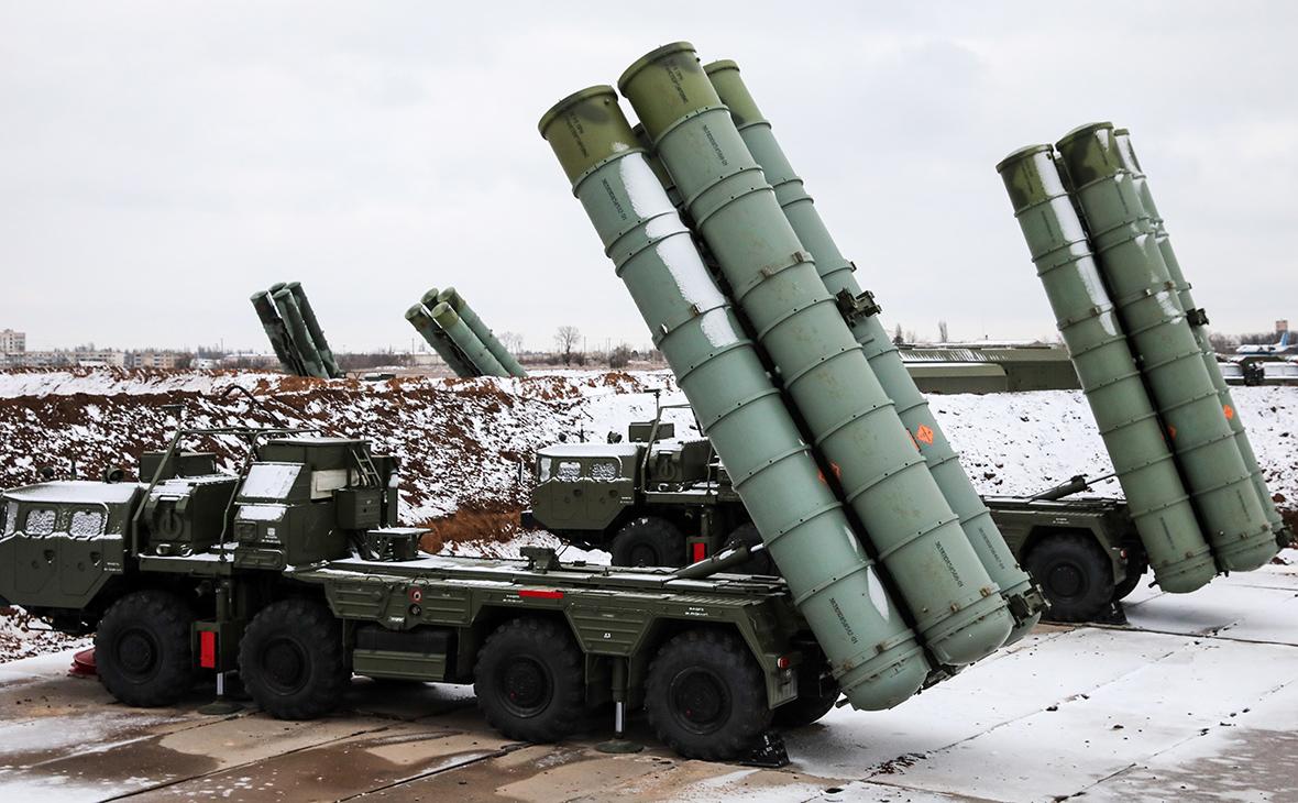 Зенитно ракетные комплексы С-400