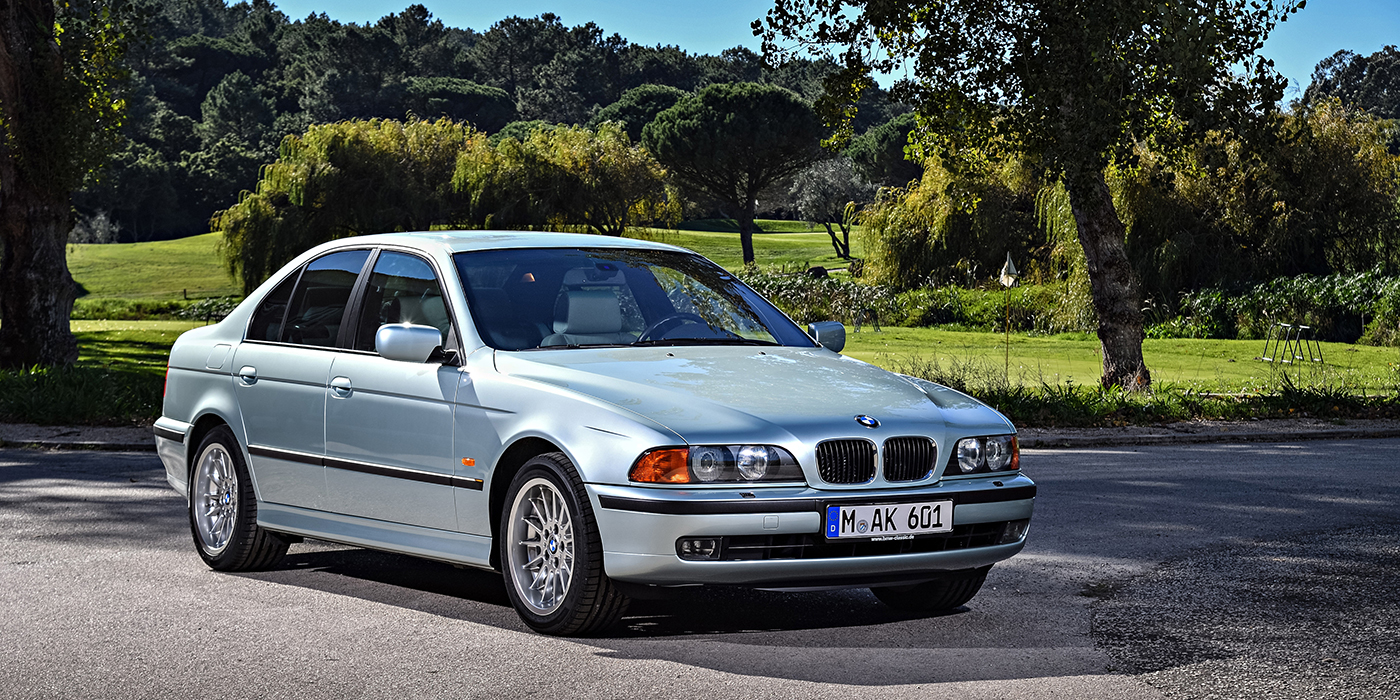 BMW 5-Series E39 (1995-2003)