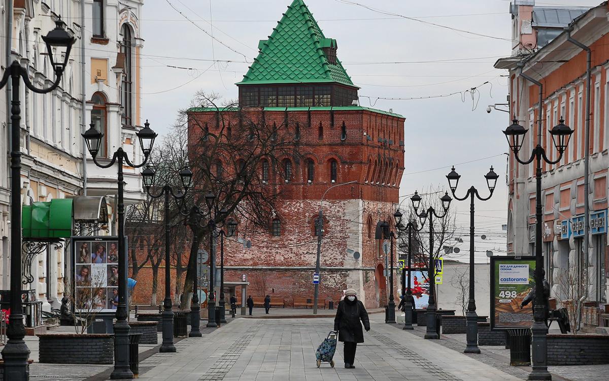 Власти Нижнего Новгорода прокомментировали данные об убыли населения