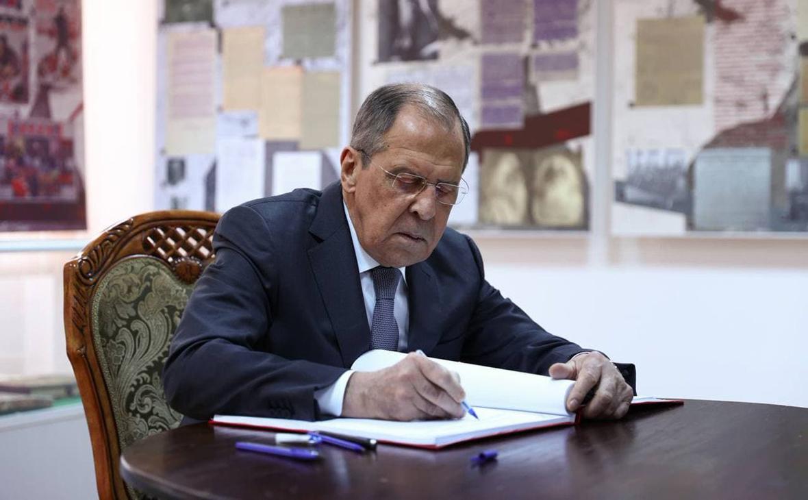 СергейЛавров