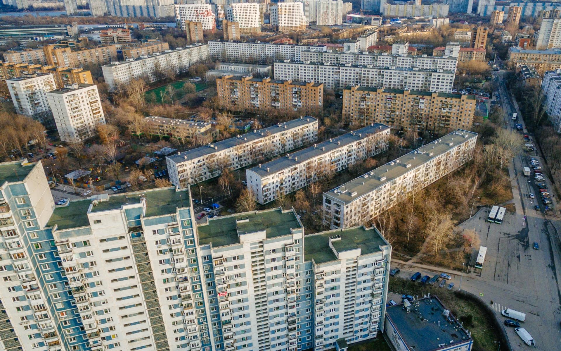 За второй квартал цены на вторичном рынке Старой Москвы выросли в среднем на 1,2%