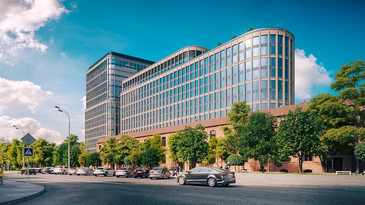 Площадь нового БЦ составит более 92 тыс. кв. м