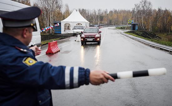 МВД предложило лишать водительских прав за три нарушения