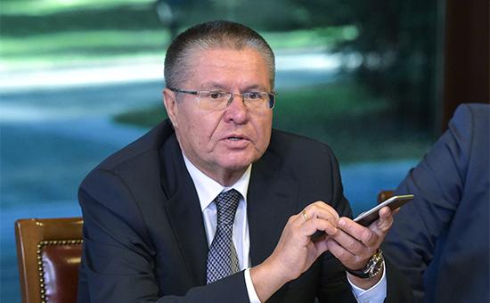 Глава Минэкономразвития РФ Алексей Улюкаев