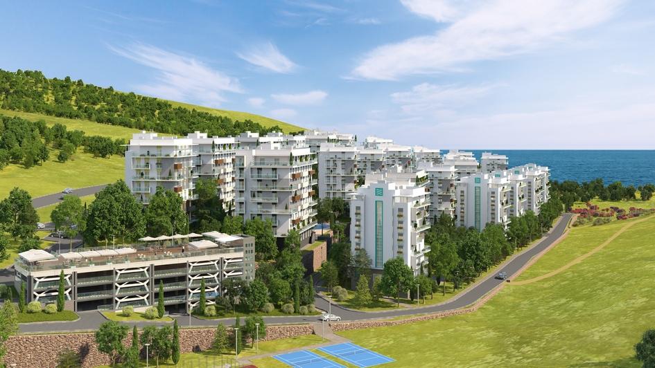 «Анаполис» начал строиться вконце прошлого года, завершение проекта намечено на2021 год