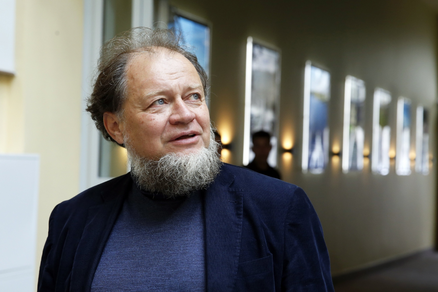 Руководитель «Архитектурной мастерской «Студия 44», член Российской академии архитектуры и строительных наук Никита Явейн