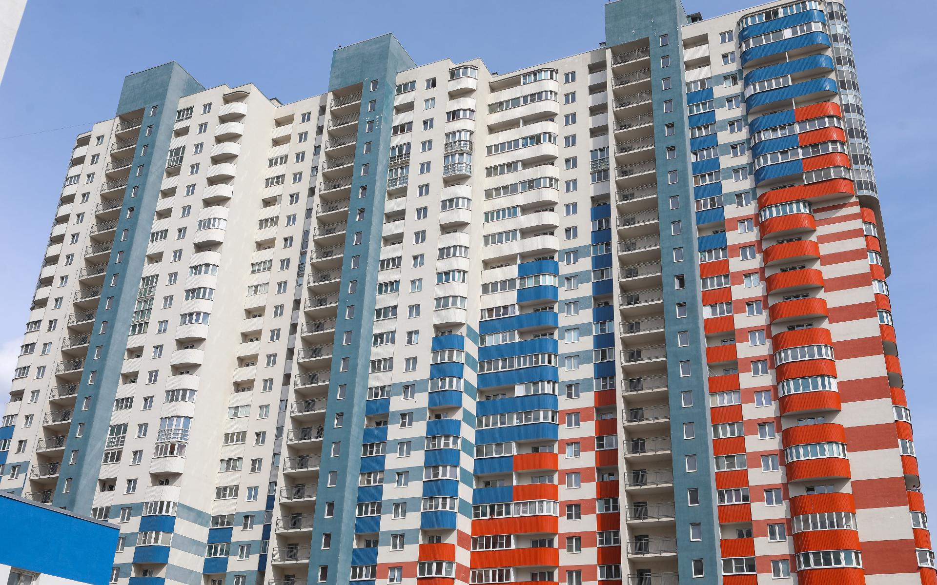 Двухкомнатные квартиры в московских новостройках пользуются популярностью у покупателей