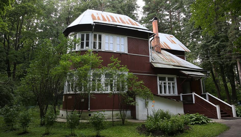 Дом-музей Бориса Пастернака в Переделкине