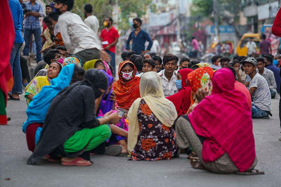 Фото:Zabed Hasnain Chowdhury / SOPA Images via ZUMA Wire / ТАСС