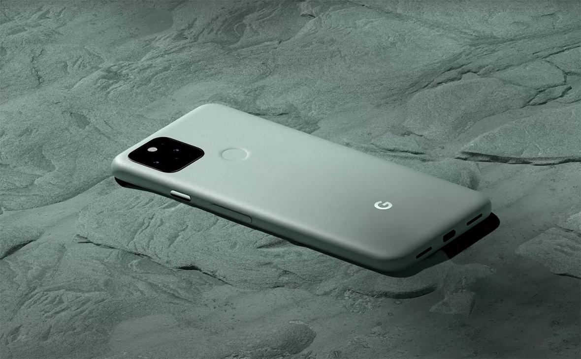 Google представил два новых смартфона с поддержкой 5G :: Технологии и медиа :: РБК