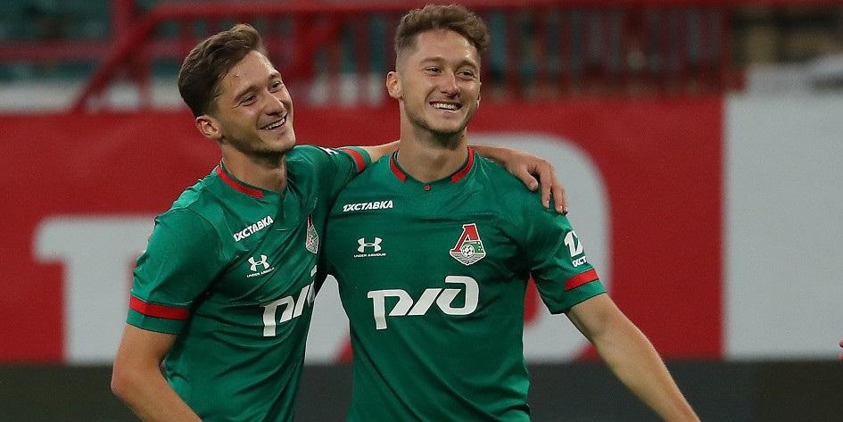 Братья Алексей и Антон Миранчуки (слева направо)