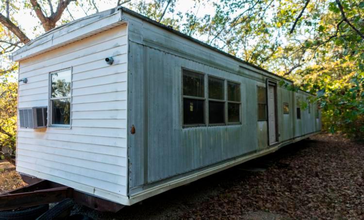 Один из первых собственных домовЭлвиса Пресли