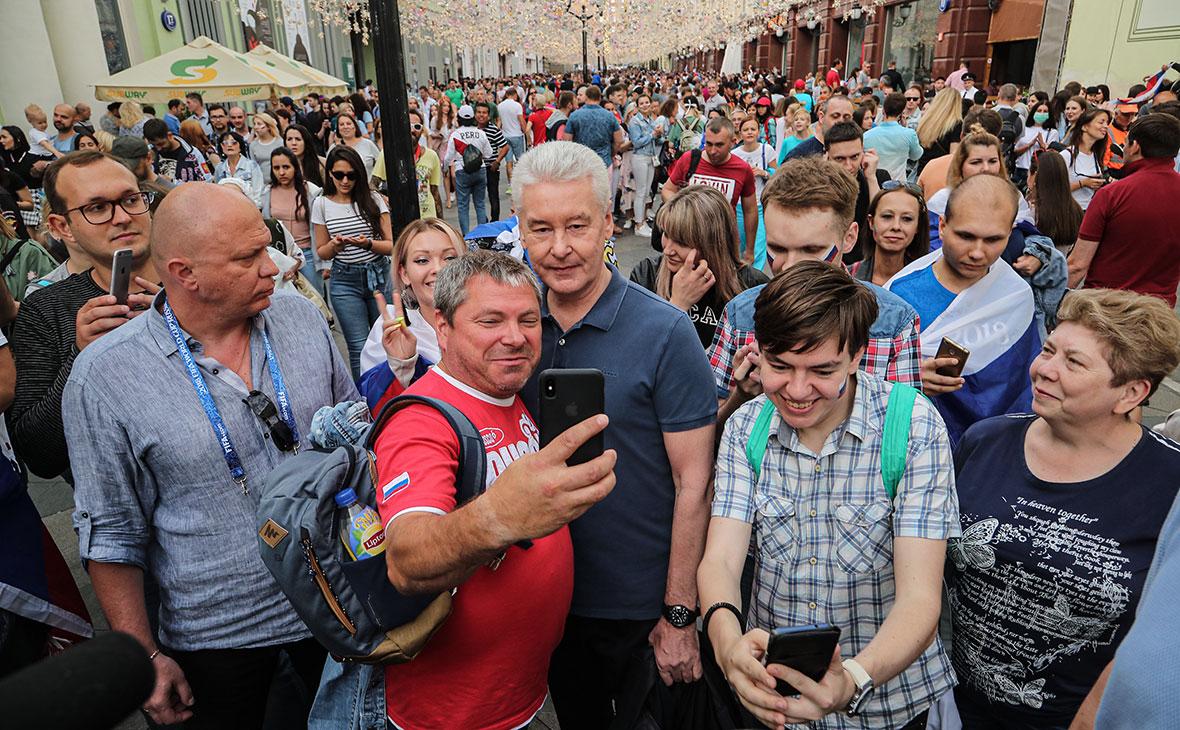 Собянин назвал главный итог за 10 лет работы на посту мэра Москвы