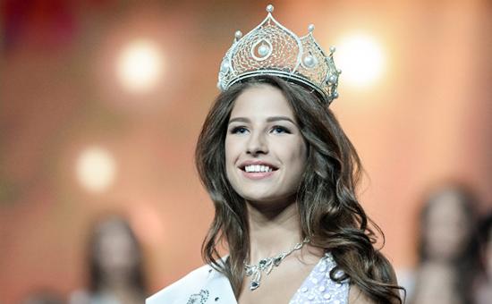 Мисс Россия-2016 Яна Добровольская (Тюмень)