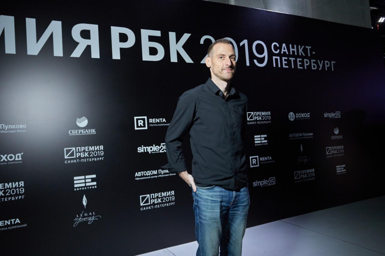 Фото:Григорий Свердлин («Ночлежка», номинант)