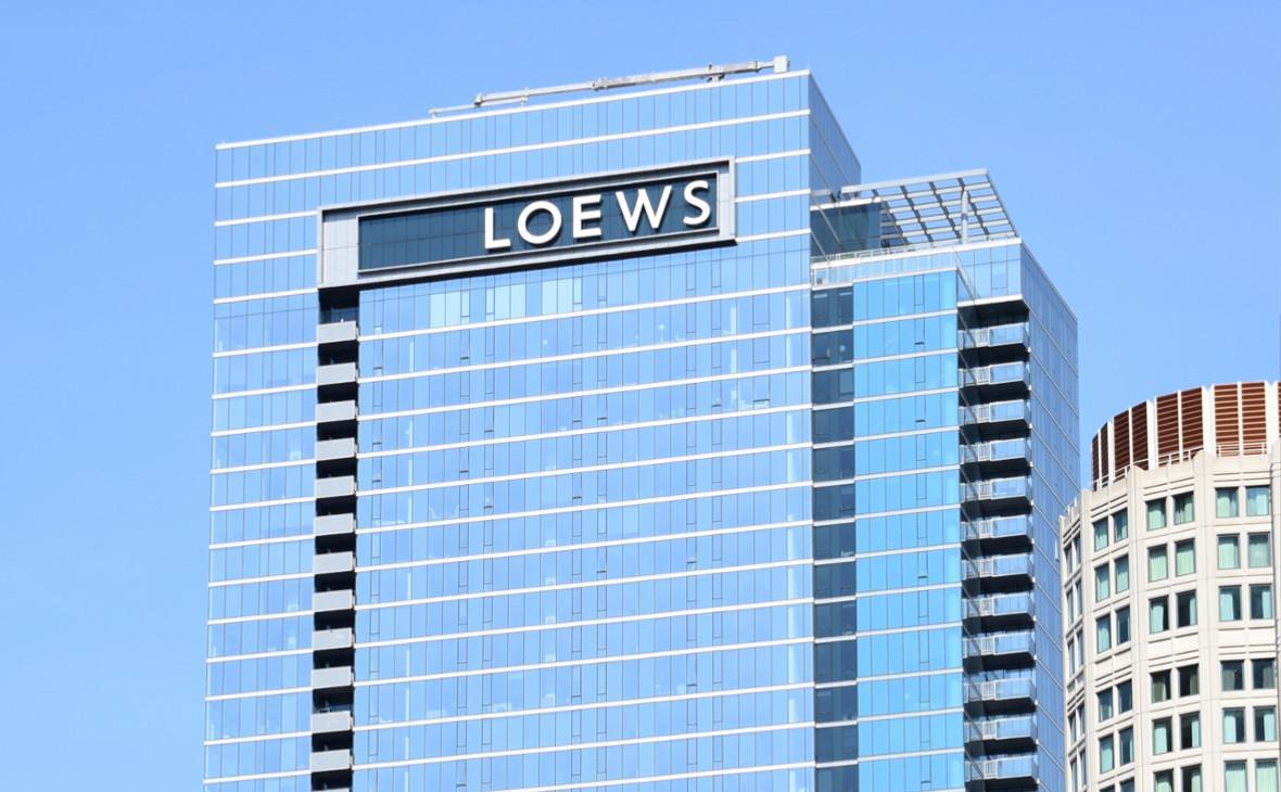 Небоскреб Loews Hotel Tower в Чикаго, США