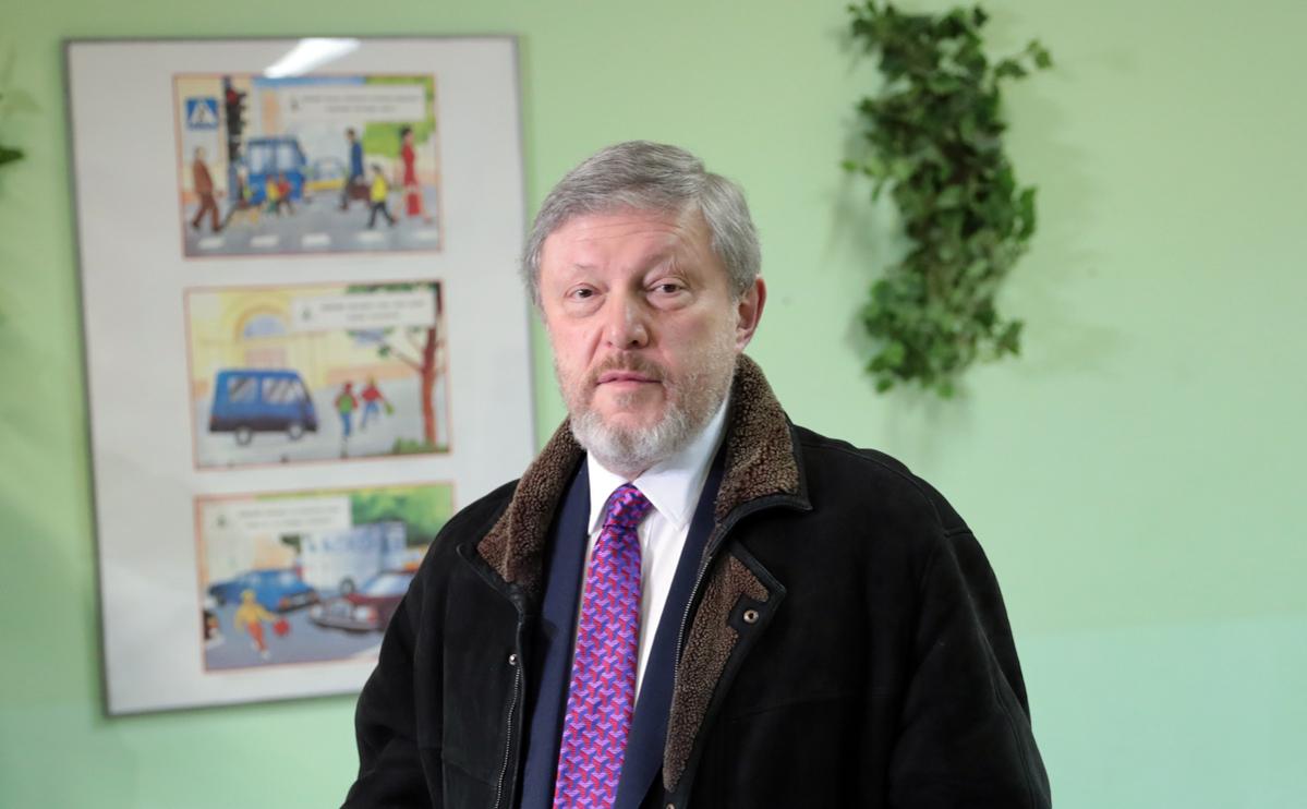Явлинского выписали из больницы после операции на сердце
