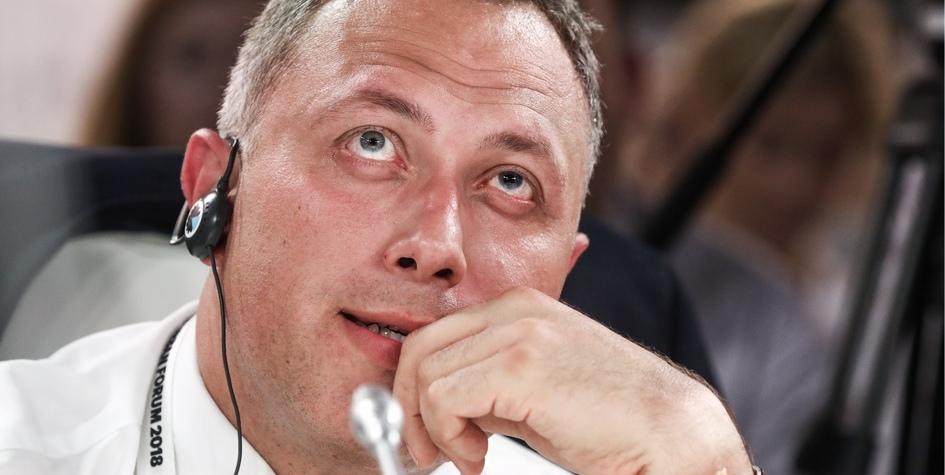 На фото: генеральный директор ГК «А101» Сергей Качура