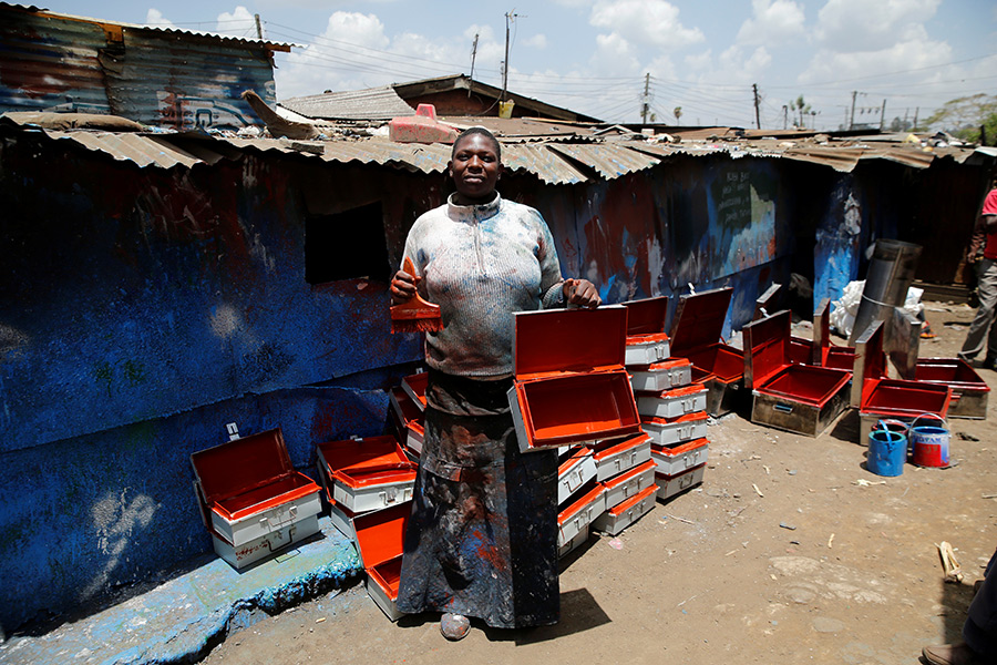 Фото:Thomas Mukoya / Reuters