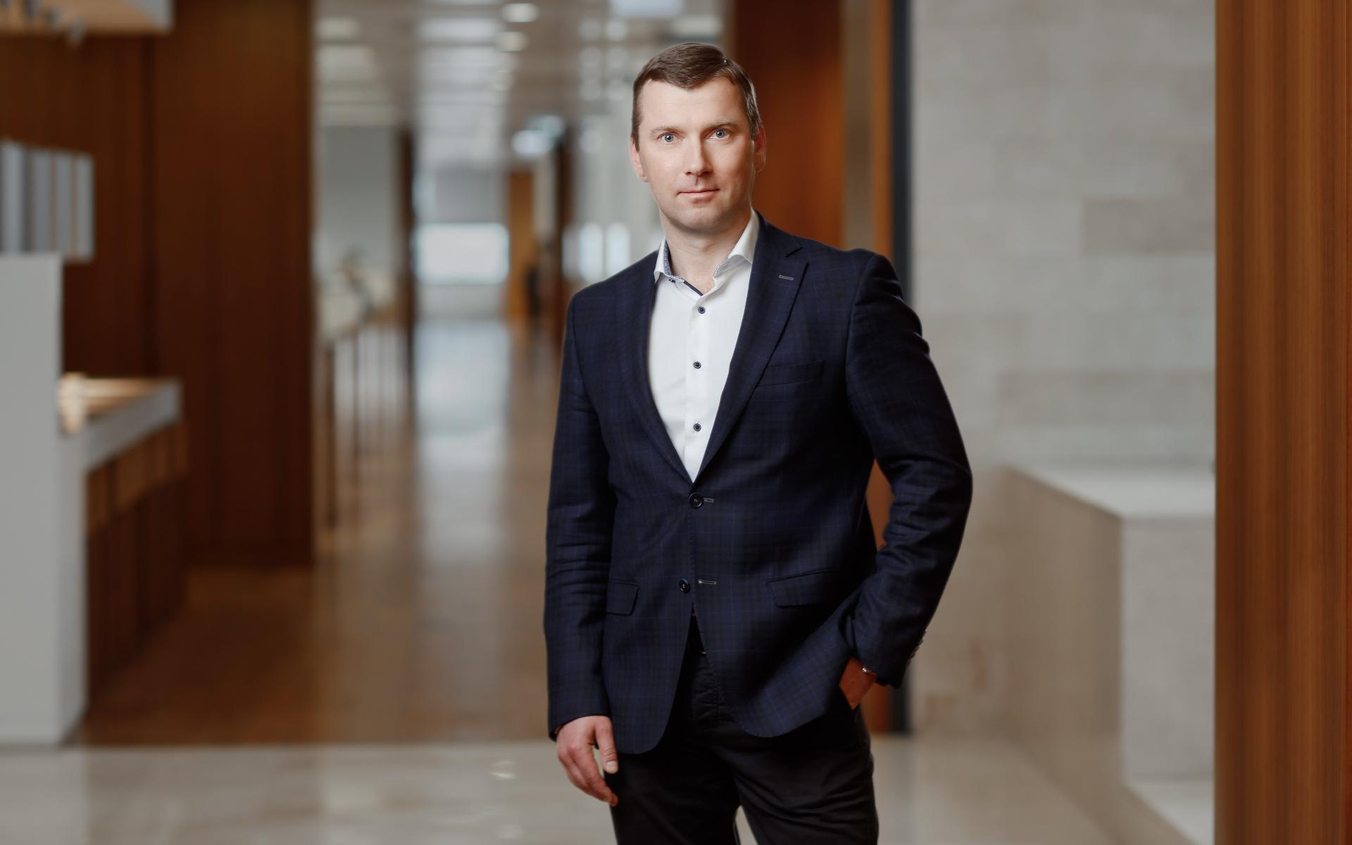 Павел Барбашев, коммерческий директор O1 Properties