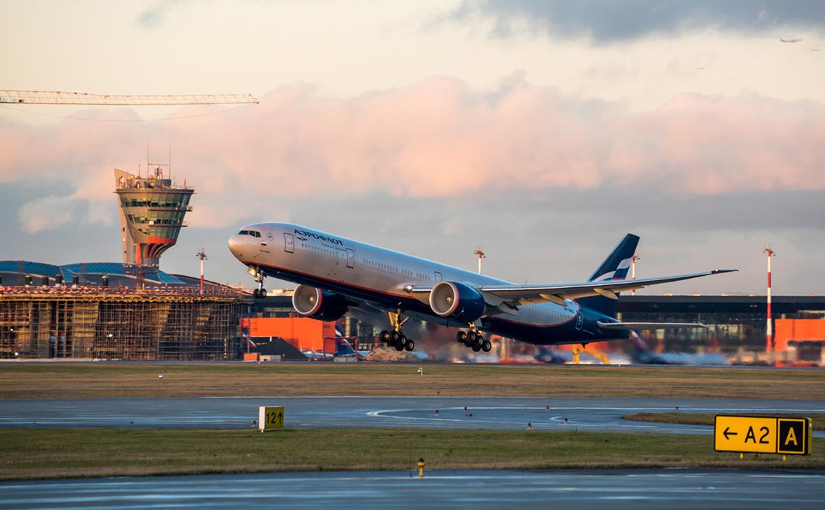 Власти поручили оценить возможность возобновления рейсов в страны ЕС