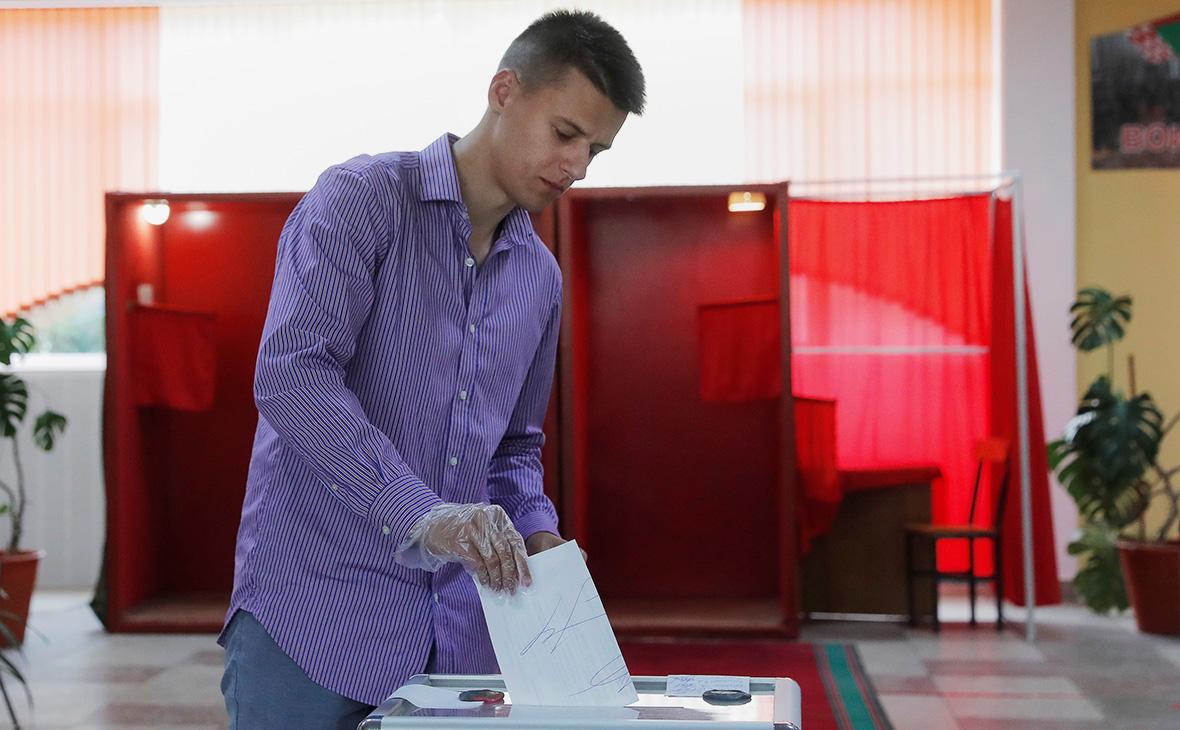 Досрочное голосование на выборах президента в Белоруссии, Минск