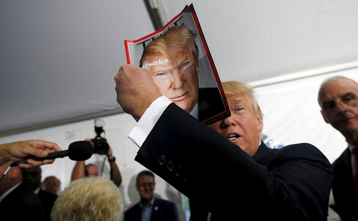 «Трамп выигрывает второй президентский срок» — один из восьми макросценариев глобального развития событий по версии Bloomberg