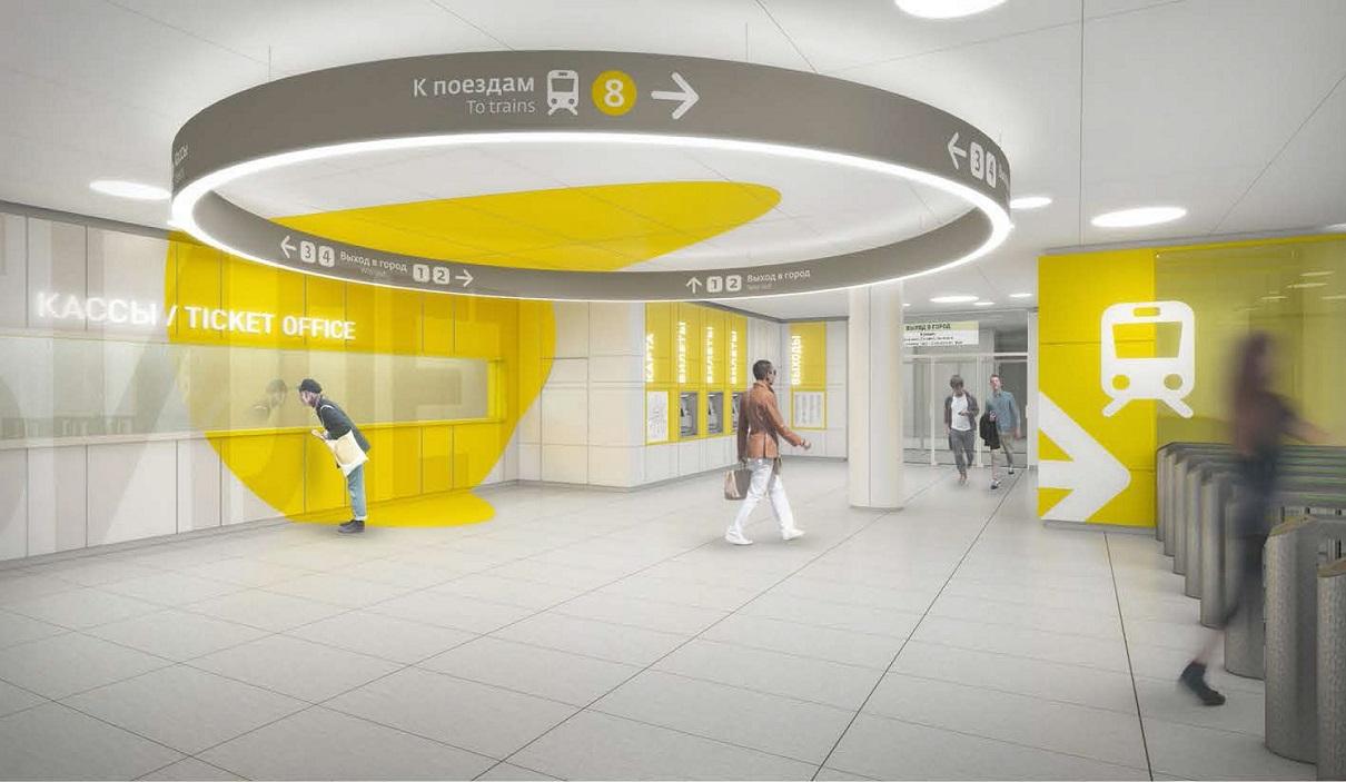 Станция «Солнцево»