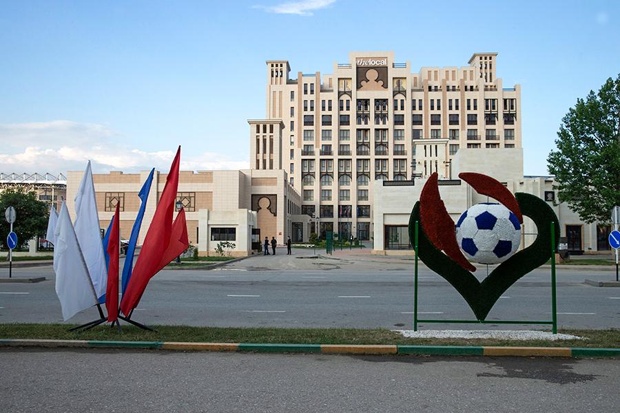 The Local Hotel в Грозном