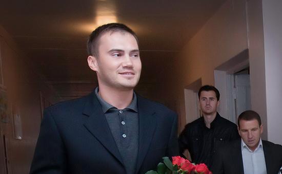 Младший сын бывшего президента Украины Виктор Янукович