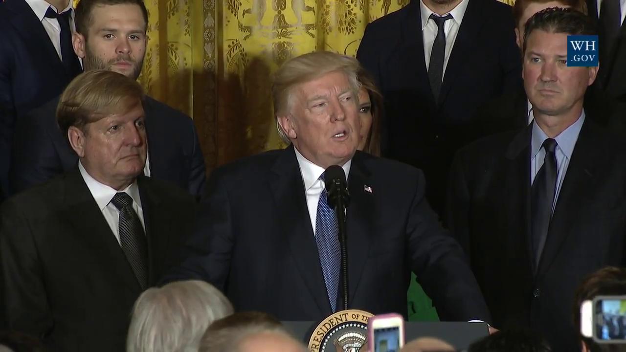 Видео: The White House / YouTube