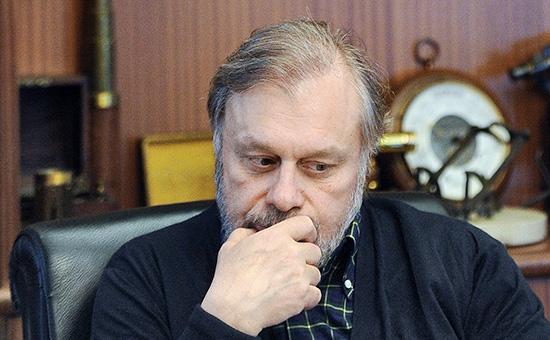 Экс-сенатор от Чувашии и владелец группы «Синтез» Леонид Лебедев, 2014 год
