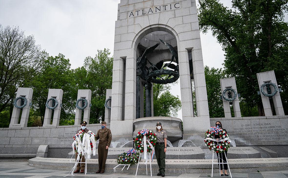 Национальный мемориал Второй мировой войны в Вашингтоне