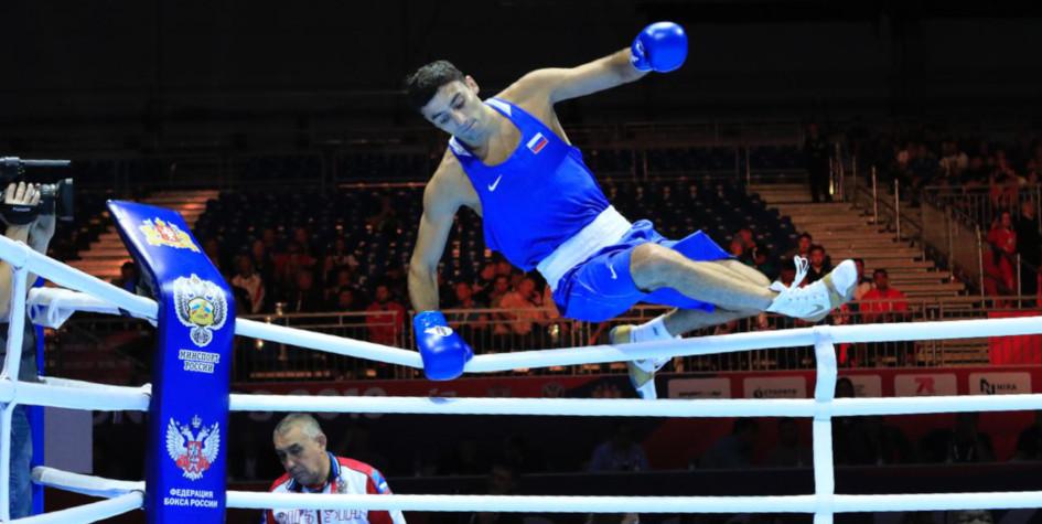 Фото:Федерация бокса России