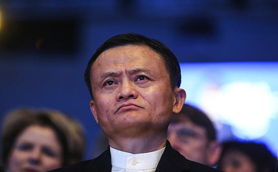 Основатель крупнейшего китайского интернет-холдинга Alibaba Джек Ма