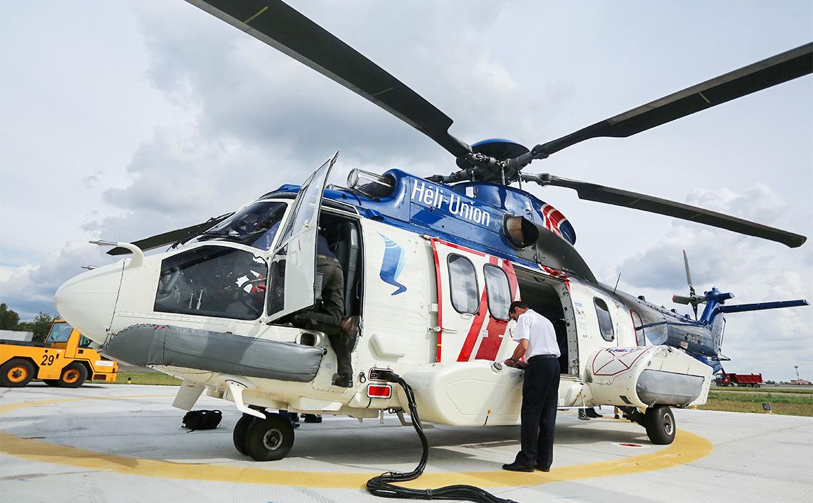 Вертолет модели H225s