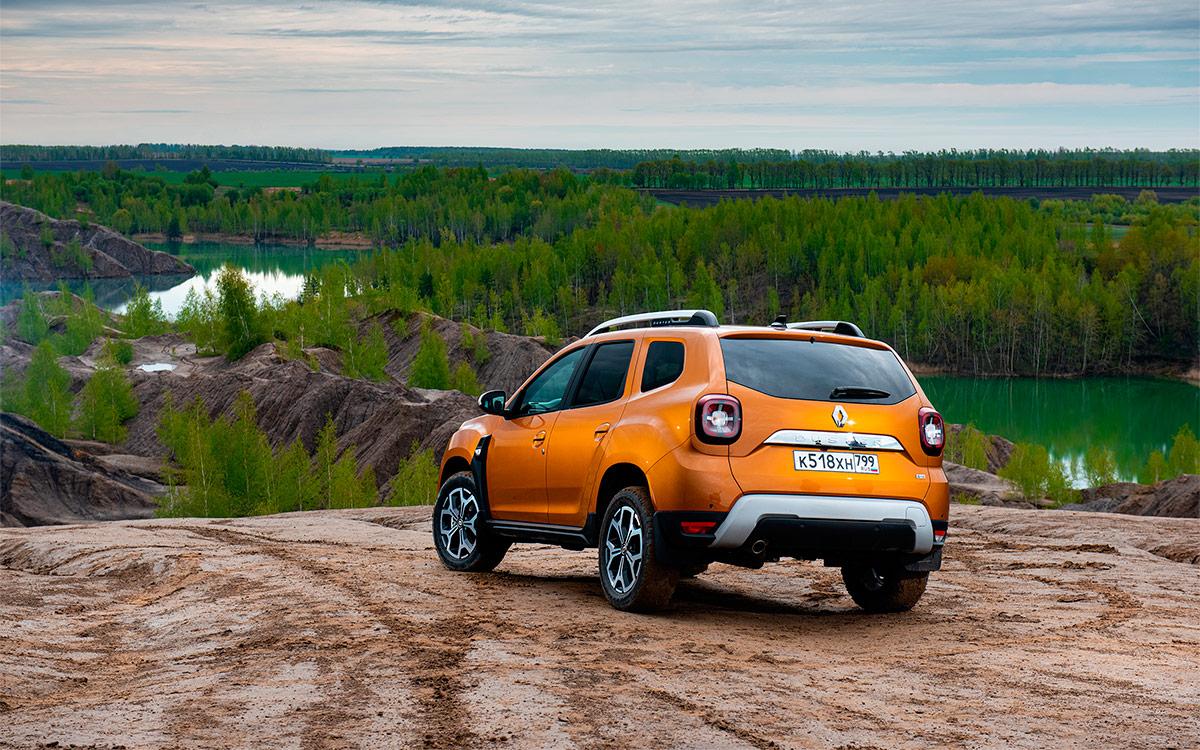 <p>Renault Duster</p>